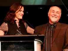 Robert David Hall: Jorja was one of my closest friends