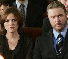 Look, Ausiello, Grissom and Sara are still a couple