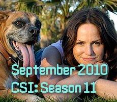 September 2010 / Season Eleven