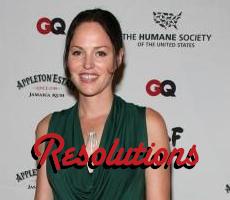 Jorja's Resolutions for 2011