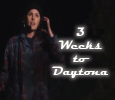 Official 3 Weeks to Daytona Clips