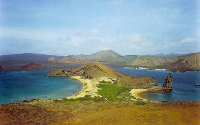 Jorja in the Galapagos