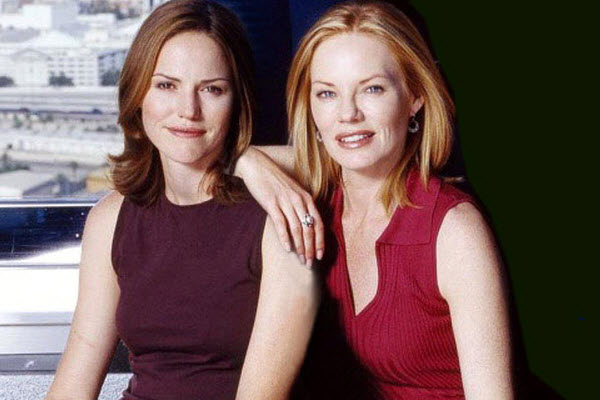 Two Sharp Women