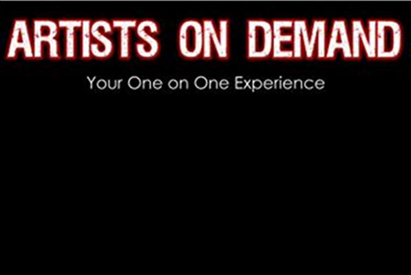 Jorja On Artists On Demand – Sept 21st!