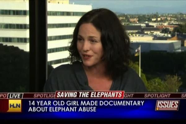 Jorja on Issues About Elephants
