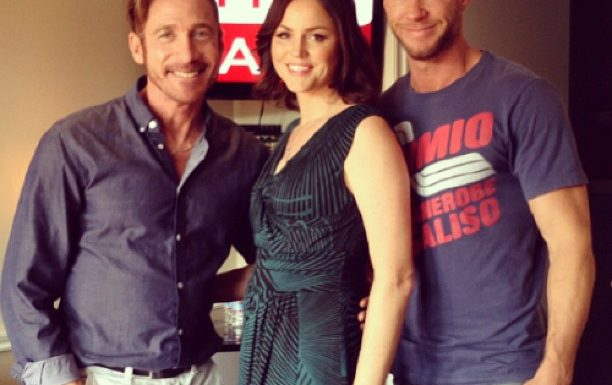 Spencer Barnes, Jorja Fox, Charles Dujic