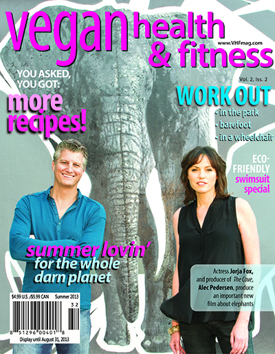 Vegan Health and Fitness Article Sneak Peek