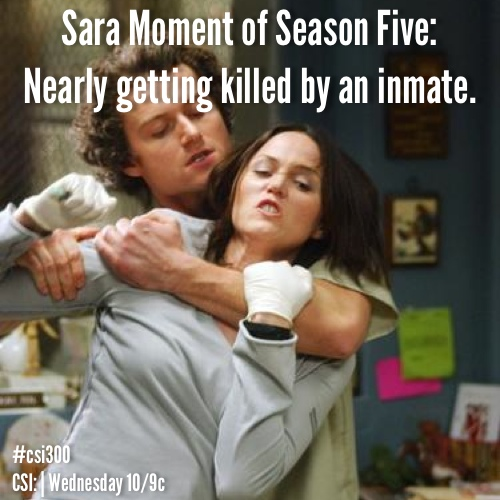 Top Sara Moments