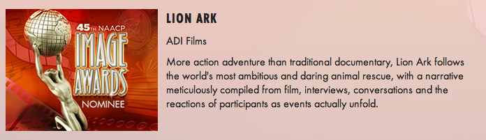 More action adventure than traditional documentary, Lion Ark follows the world's most ambitious and daring animal rescue, with a narrative meticulously compiled from film, interviews, conversations and the reactions of participants as events actually unfold.