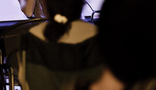 "Jorja Fox, Producer of ""How I Became an Elephant"""