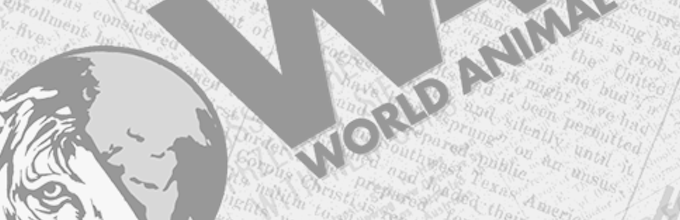World Animal News Header