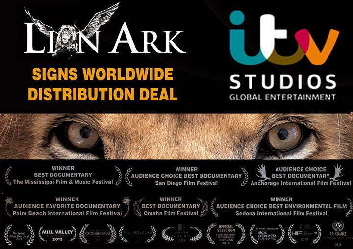 Lion Ark - worldwide distribution