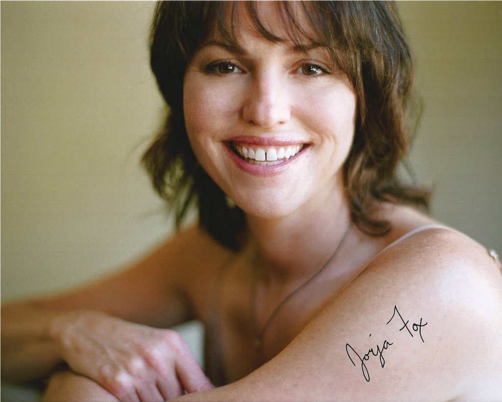 JORJA FOX, ACTRESS