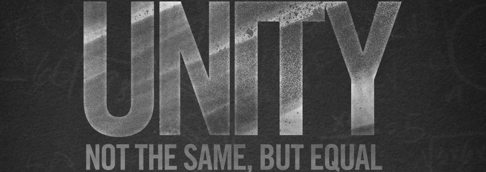 Unity: Not the same but equal