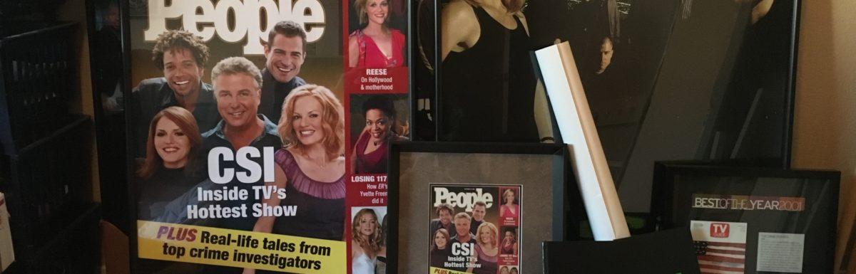 OMG! All this CSI SWAG!