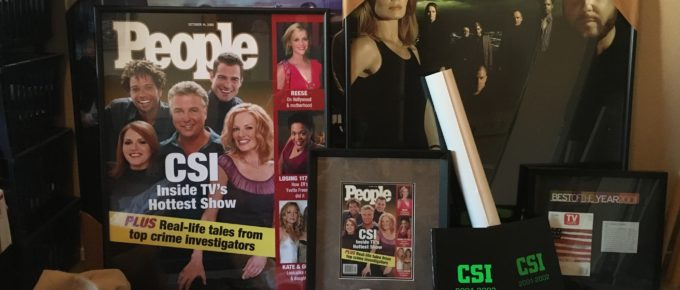OMG! All this CSI SWAG!