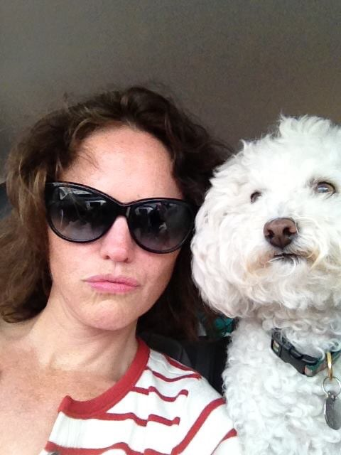 Jorja's Experiment Day 5: Hug an Animal