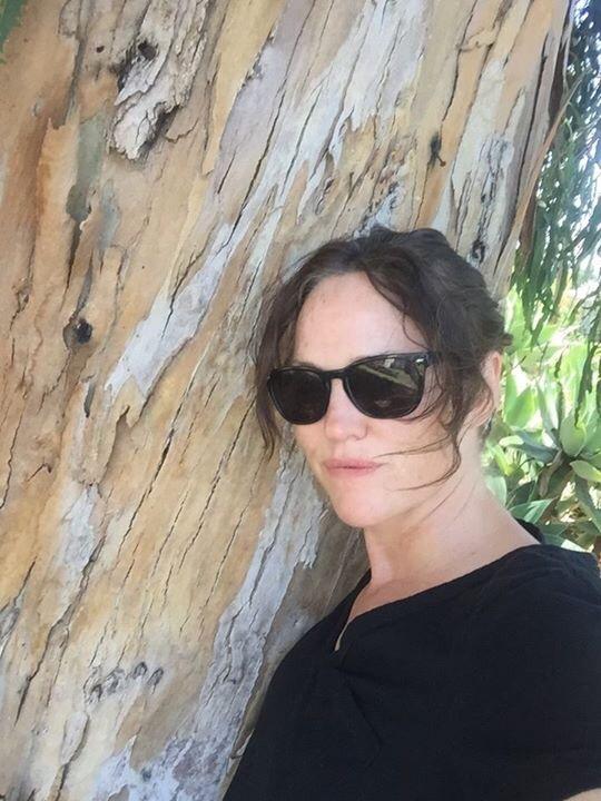 Jorja's Experiment Day 6: Hug a Tree