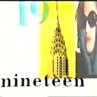 Nineteen (1990)