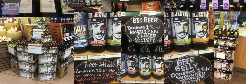 Jorja Invests In Beer