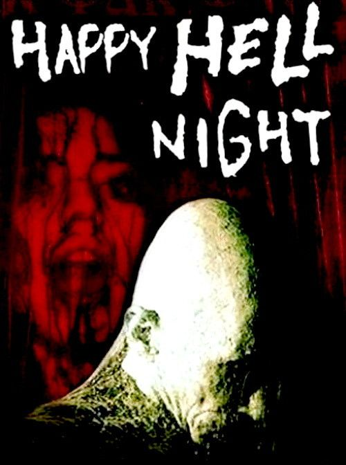 Happy Hell Night cover
